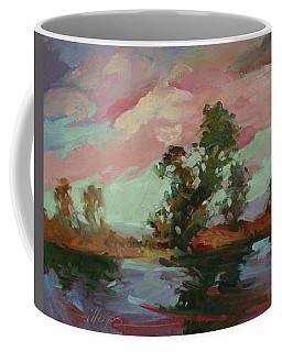 End Of The Cottonwoods Coffee Mug