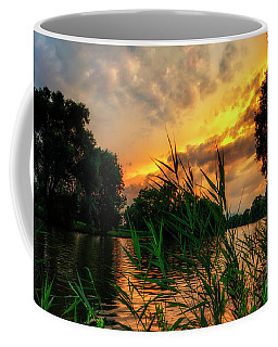 end of the day at Sugiez Coffee Mug by Michelle Meenawong