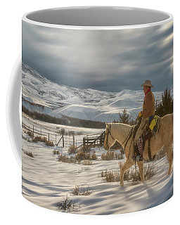End Of The Day Coffee Mug