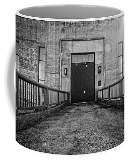 End Of The Line Coffee Mug