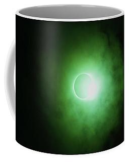 End Of Totality Coffee Mug