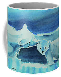 Endangered Bears Coffee Mug