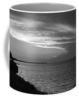 Ending The Day On Mobile Bay Coffee Mug