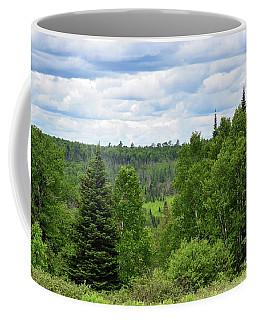 Endless Maine Forest Coffee Mug
