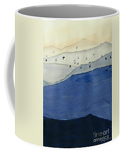 Endless Mountains Right Panel Coffee Mug