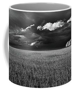 Coffee Mug featuring the photograph Endless Sky by John Poon