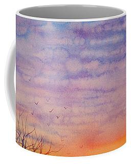 Endless Sky Coffee Mug by Rebecca Davis