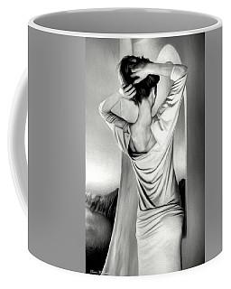 Coffee Mug featuring the digital art Endless Skys by Pennie  McCracken