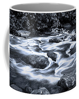 Endless Waves Coffee Mug