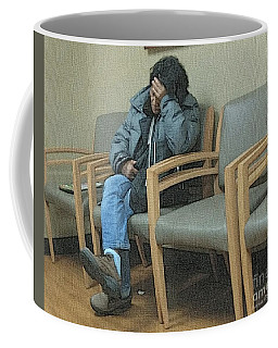 Endlessly Waiting Coffee Mug