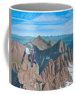 Ends Of The Earth Coffee Mug