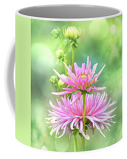 Coffee Mug featuring the photograph Enduring Grace by John Poon