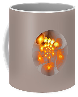 Energy Source Coffee Mug by Anastasiya Malakhova