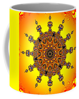 Energy Star Coffee Mug by Robert Orinski