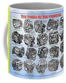 Eng-19_corvette-engines Coffee Mug