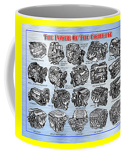 Eng-19_corvette-engines Coffee Mug