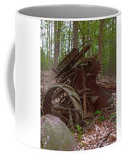 Engebretson Machinosaur 1 Coffee Mug by Trey Foerster