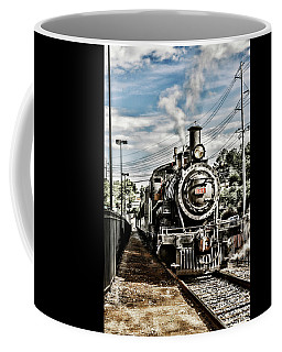 Engine 154 Coffee Mug