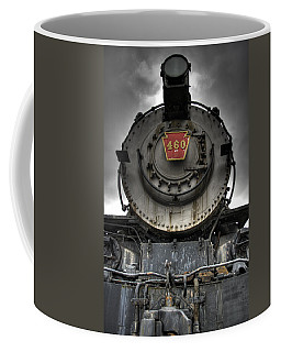 Engine 460 Front And Center Coffee Mug