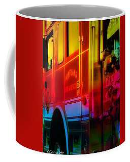 Engine 7 Coffee Mug