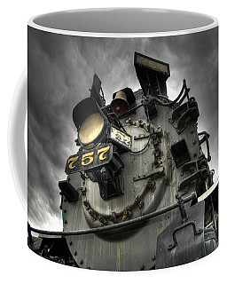 Engine 757 Coffee Mug