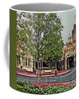 Engine Co 71 Walt Disney World Main Street Mp Coffee Mug