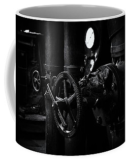 Engine Room Coffee Mug by Tim Nichols