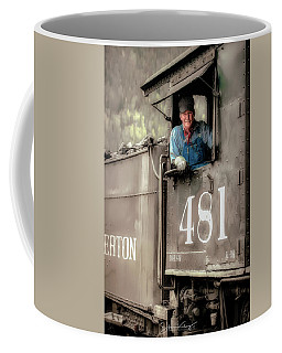 Engineer 481 Coffee Mug