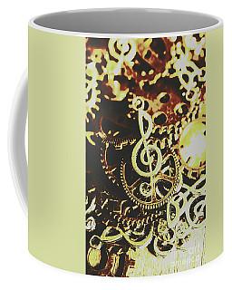 Engineering The Music Industry Coffee Mug