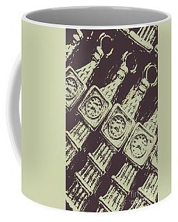 England Tourism Past Coffee Mug