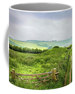 English Country Landscape 2 Coffee Mug