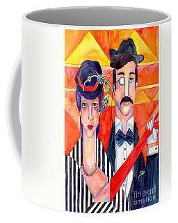 English Couple Coffee Mug