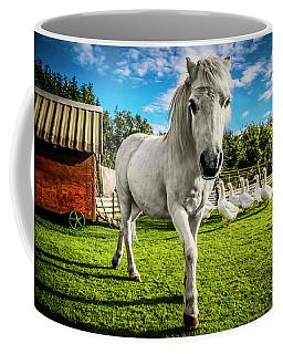 English Gypsy Horse Coffee Mug