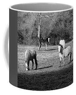 English Horses Coffee Mug