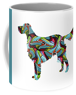 English Setter Spirit Glass Coffee Mug