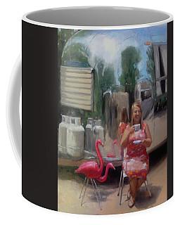 English Tea Time In Taos Coffee Mug