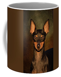 English Toy Terrier Coffee Mug