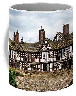 Historic Tudor Timbered Hall Coffee Mug