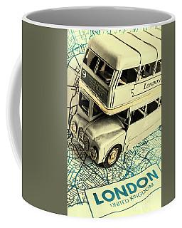 English Way Coffee Mug