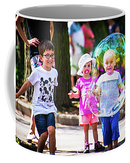 Coffee Mug featuring the photograph Engulfed by Alex Lapidus