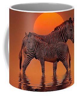 Enjoy Life Coffee Mug by Gabriella Weninger - David
