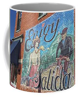 Enjoy Salida Coffee Mug