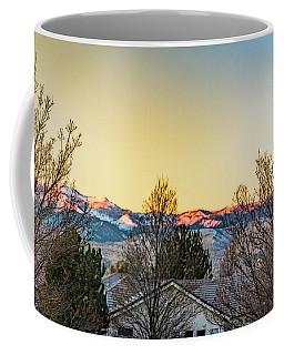Enjoy The View Coffee Mug
