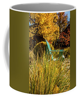 Enjoy The Warm Autumn Sunshine Coffee Mug