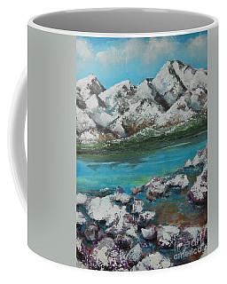 Enjoy Your Creator Coffee Mug by Dan Whittemore
