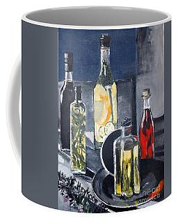 Enliven Salads Coffee Mug by Francine Heykoop