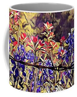 Ennis Bluebonnents Coffee Mug