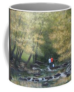 Eno River Afternoon Coffee Mug