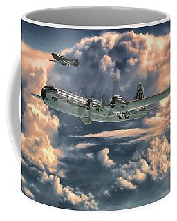 Enola Gay Coffee Mug by Dave Luebbert