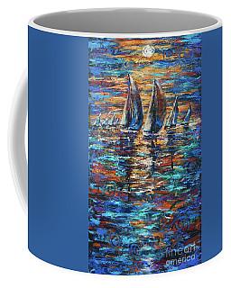 Ensenada Race Coffee Mug